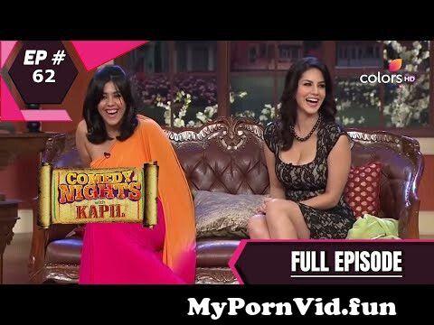 View Full Screen: comedy nights with kapil 124 124 episode 62 124 sunny leone 124 ekta kapoor.jpg
