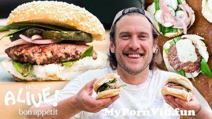 View Full Screen: brad makes burgers.jpg