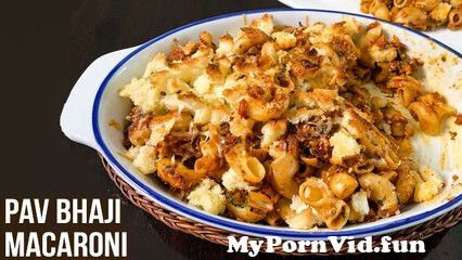 View Full Screen: pav bhaji macaroni recipe 124 how to make macaroni with pav bhaji masala 124 indian italian fusion.jpg