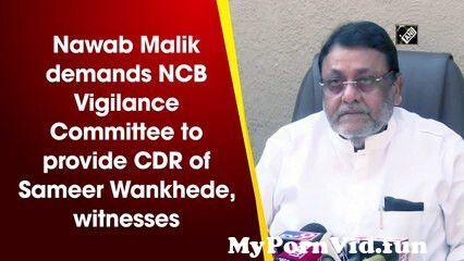 View Full Screen: nawab malik demands ncb vigilance committee to provide cdr of sameer wankhede witnesses.jpg