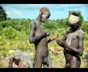 African tribel life
