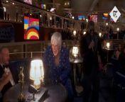Oscars 2021 - Glenn Close does 'Da Butt' dance and Daniel Kaluuya makes parents sex joke