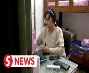 17-year-old Ain Husniza Saiful Nizam had not expected the \
