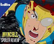 #InvincibleFinale #InvincibleFriday #Invincible<br/><br/>Join us as we breakdown the Invincible Finale Episode 8 \