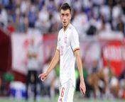Pedri wurde bei der EM zum jüngsten Spanier, der je bei einem großen Fußballturnier eingesetzt wurde, doch für den 18-Jährigen geht es Schlag auf Schlag weiter - in Tokio ist er ebenfalls für die Furia Roja am Start.
