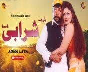 Yar Me Sharabi De By Asma Lata | Pashto Audio Song | Spice Media<br/><br/>Song : Yar Me Sharabi De<br/>Singer : Asma Lata
