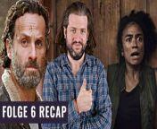 The Walking Dead Stafel 11 Folge 6 ist da. Rick Grimes und Michonne werden nach Ewigkeiten wieder Thema. Highlight ist jedoch ein Horror Szenario mit Connie und Virgil.