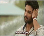 Allu Arjun Whatsapp Status __ Mashup status Telugu __