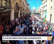 MEDI1TV Afrique : Midi infos - 23/05/2021