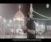 Bismillah | Salam Ya Ali Madad <br/><br/>Zainab Tera Zakhmi Baba | Mir Hasan Mir | Nohay 2021 | 21 Ramzan Noha 2021 | Moula Ali Noha 2021<br/><br/>New Kalam of Mir Hasan Mir | 21 Ramzan Noha 2021<br/>#21RamzanNoha2021 #MirHasanMirNohay #ZainabTeraZakhmiBaba<br/><br/>-----------------------------------------------------------------------------<br/>Kalam | Zainab(sa) Tera Zakhmi Baba<br/>Recited By | Mir Hasan Mir<br/>Poetry By | Mir Takallum<br/>Composition | Raza Shah<br/>Creatives | SAR Creative Alamdar Raza<br/>Audio | ODS Karachi<br/>Video | Imam Hussain TV<br/>Edit & Post | Hasan Iftikhar<br/>Translation | Ahmad Virani - USA<br/>-----------------------------------------------------------------------------<br/><br/>==============================<br/><br/>●● NOHA LYRICS ● ● <br/><br/>●Hayee Ali,Hayee Ali, Hayee Ali, Hayee Ali<br/><br/>●Fajar unisween ramzan ki tarpati hai<br/>Fatima zehra ki jis waqt sadaa ati hai<br/><br/>●Aa dekh le Zainab,tera zakhmi Baba,ghar loat ke ayaa hai<br/><br/>●Kandho pe uthai,yun bete hain laaye,lagta hai janaza hai<br/>Aa dekh le Zainab, tera zakhmi Baba, ghar loat ke ayaa hai<br/><br/>●Mushkil se safar yeh te hai Kiya,jaari hai lahoo ka darya<br/>Masjid se ghar tak,har ik qadam per,beton ne sambhala hai<br/>Aa dekh le Zainab, tera zakhmi Baba, ghar loat ke ayaa hai<br/><br/>●Halat hee ajab hai baba ki pehchanna mushkil hoga<br/>Zehra ki garibi,yaad aye gi Bibi,tar khoon mai chehra hai<br/>Aa dekh le Zainab, tera zakhmi Baba, ghar loat ke ayaa hai<br/><br/>●Jirah se hujre ke bahir jab haal hassan ne pucha<br/>Wo ro ke pukara,mushkil hua jeena,yeh zakham hee aesa hai<br/>Aa dekh le Zainab, tera zakhmi Baba, ghar loat ke ayaa hai<br/><br/>●Ab sham e gariban mai tum ko,yeh chehra nazar ayega<br/>Ae sani e zehra,kuch roz ka mehman,ab ap ka baba hai<br/>Aa dekh le Zainab, tera zakhmi Baba, ghar loat ke ayaa hai<br/><br/>●Yeh shana hila ker kehti hain Abbas jari ki madar<br/>Bibi uth jao,ashkon ko chupao,Baba ne bulaya hai<br/>Aa dekh le Z