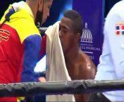 Lenin Castillo vs Ronald Gonzalez (21-07-2021) Full Fight
