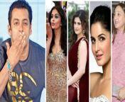 Aishwarya Rai to Katrina Kaif, These actresses wanted to marry Salman Khan.Watch Out <br/> <br/>#SalmanKhan #AishwaryaRai #KatrinaKaif